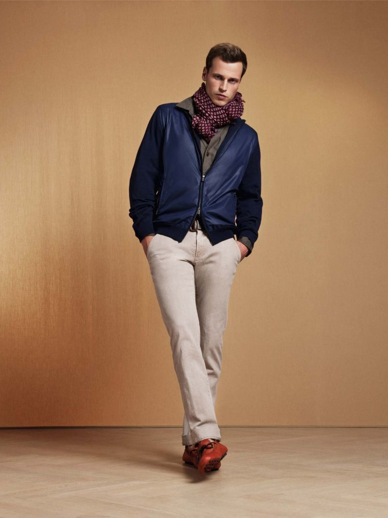 mensfashionworld:  Façonnable Pre-Fall 2012 Lookbook