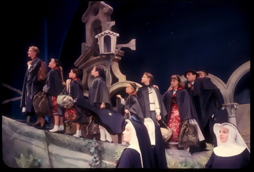 operaqueen:  Climb it/Mary Martin and the Cast/The Sound of Music