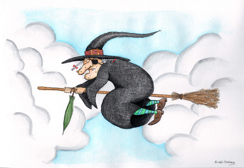 W is for Wicked Witch of the West My Alphabooks entry for this week is the Wicked Witch of the West from L. Frank Baum's children's book The Wonderful Wizard of Oz.