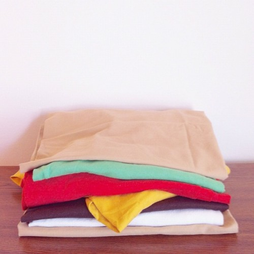 dschwen:  I just laid out my clothes for the week. #LaundryBurger
