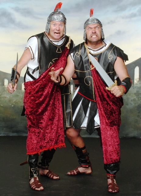 Chris Waddle and Neil Ruddock aren't done Roman