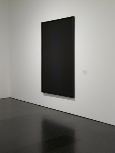 (via Black Paintings - Minimalissimo)