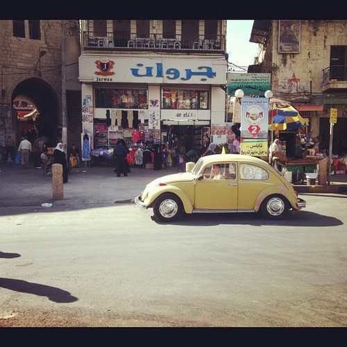 ic2amp:     Old town - Nablus .