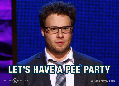 Is everyone PEE PARTYING? Watch Night of Too Many Stars and donate now to support autism programs.