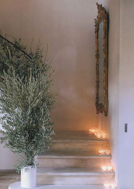 Olive Branches & Candlelight [by Carla Coulson]