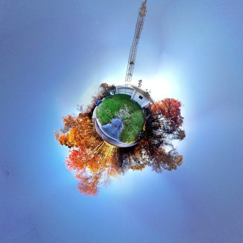 #stereographic #fallcolors in #frederick #md