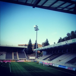 Chance Arena, FK Baumit Jablonec, Czech Republic (submitted by GW)