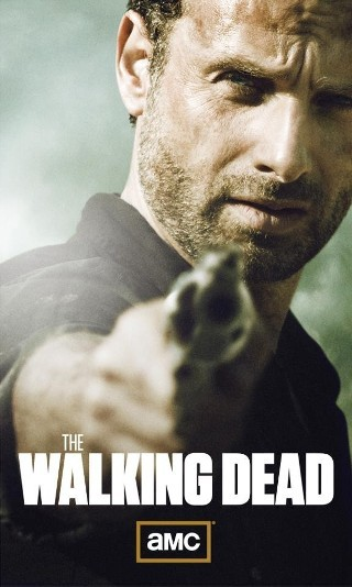 I am watching The Walking Dead                                                  21734 others are also watching                       The Walking Dead on GetGlue.com