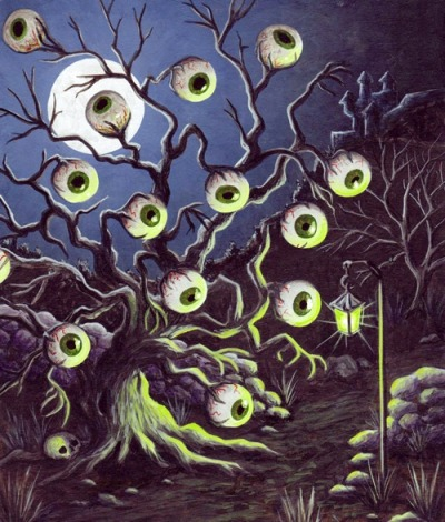 I wants an eyeball tree..