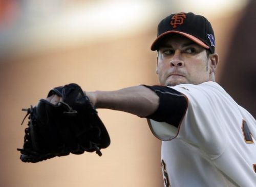 Ryan Vogelsong pitches Giants past Cards in Game 6