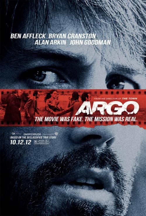 Films Watched in 2012: #191 - Argo(dir. Ben Affleck, 2012)