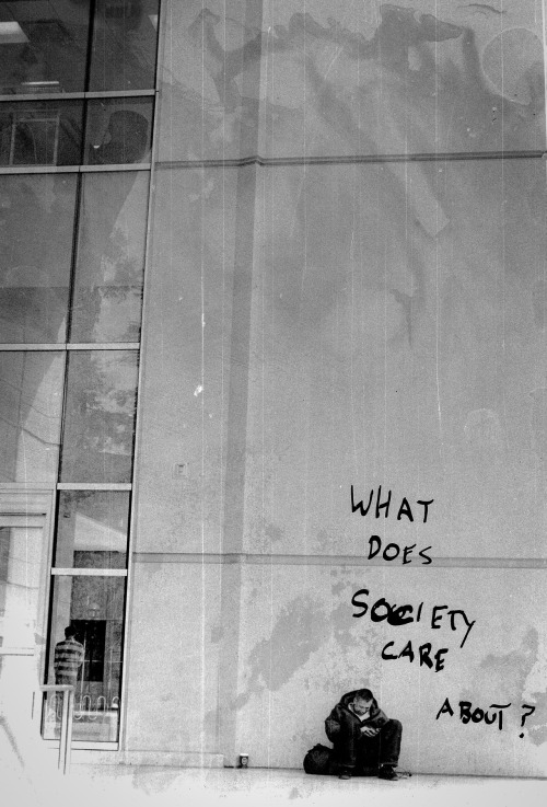 What Does Society Care About?