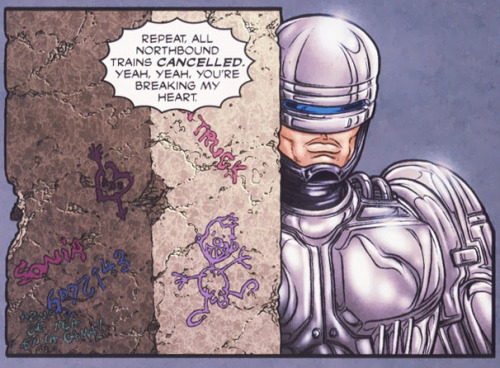 from robocop 5 frank miller