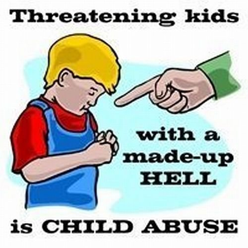 religiousragings:  Child abuse