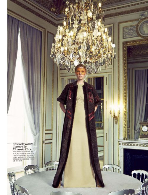 Fashion Magazine Canada November 2012 | Givenchy Haute Couture
