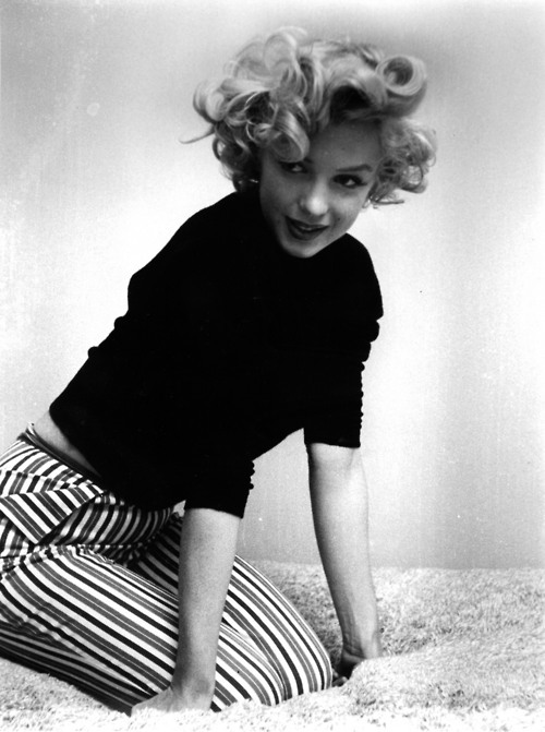 theniftyfifties:  Marilyn Monroe