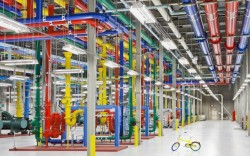Inside Google Data Center (via Fubiz™)