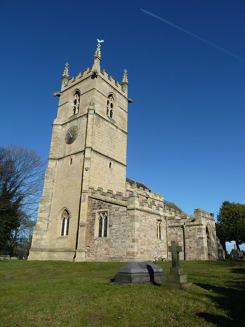 St. James Church High Melton Near Doncaster Yorkshire by woodytyke on Flickr.