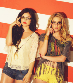 lucy hale ashley benson