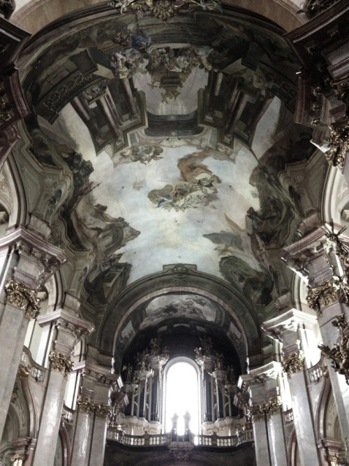 tineea:  St.Nicholas Church, Prague