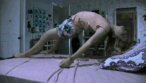 totalfilm:   Paranormal Activity 5 confirmed for Halloween 2013 release With the inevitability of the rising sun, Paramount has announced that another Paranormal Activity film is in the pipeline, with the fifth film set to open in the UK next Halloween…    WHY? CAN THIS END ALREADY?