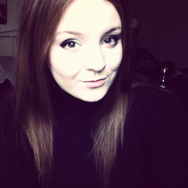Turtlenecks are so comfy omg