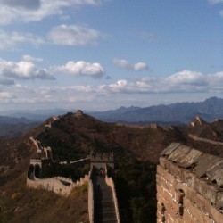 #GreatWall of China #beijing  #nofilter