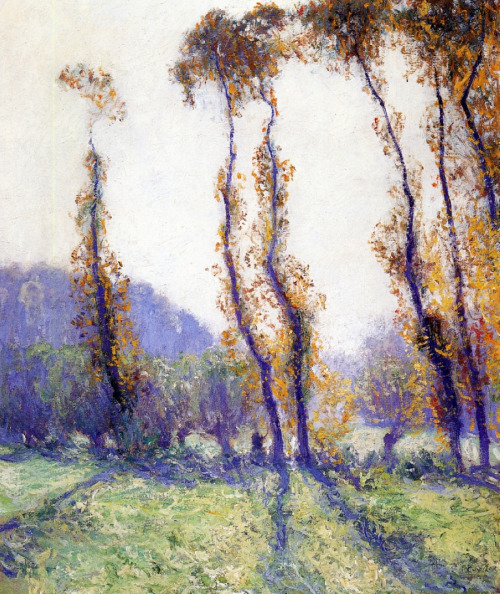 Guy Rose- October Morning