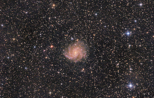 Ngc-6946-The Fireworks Galaxy by mtibor64 on Flickr.