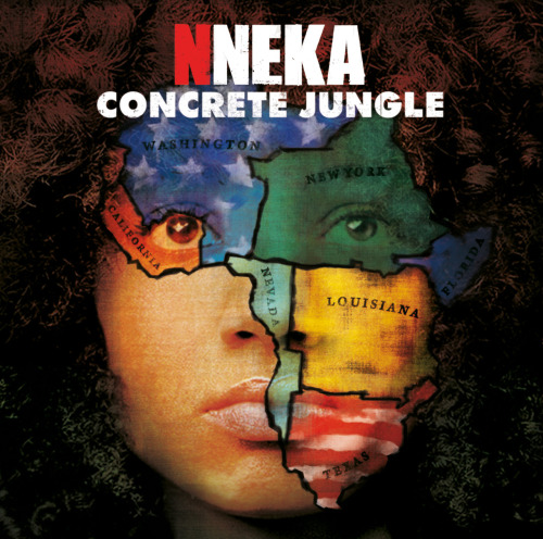 nigeriancoverproject:  Nneka - Concrete Jungle