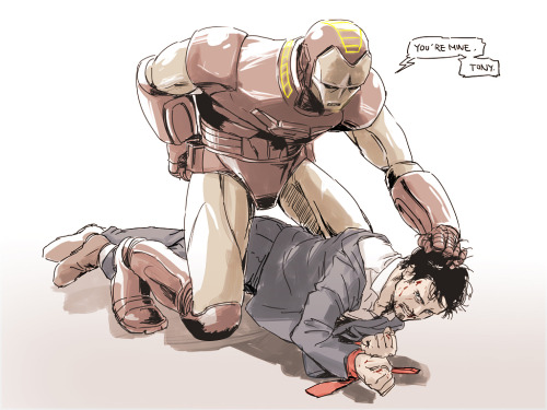 reducto1:  Tony's abusive ex-boyfriend sentient armorCan i ship this?
