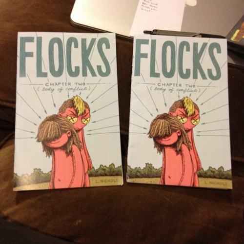 Proofs of FLOCKS Ch 2 arrived today!
