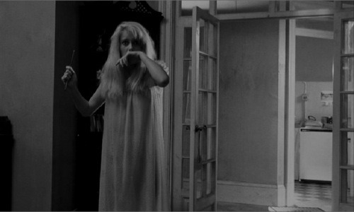"Catherine Deneuve in ""Repulsion"" (1965)"