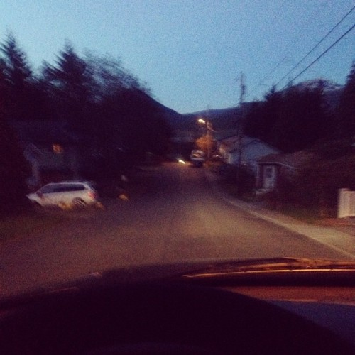 Day 21 : crusin' #lateupload #octoberphotochallenge #7am #wanttosleep #droppingoff #boyfriend #blurry