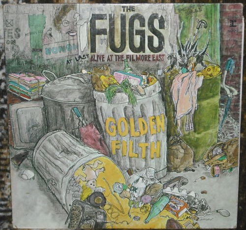 The Fugs - Golden Filth.