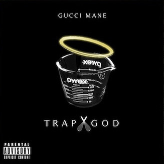 gucci mane / trap god / cover edit