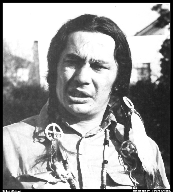 "RUSSELL MEANS(November 10, 1939 – October 22, 2012) Russell Means was a prominent member of the American Indian Movement (AIM) after joining the organization in 1968, and helped organize notable events that attracted national and international media coverage.  He was one of the leaders of the Native American armed occupation of the South Dakota town of Wounded Knee, a 71-day siege in 1973.   Statement From Russell's Family:  Hello our relatives. Our dad and husband, now walks among our ancestors. He began his journey to the spirit world at 4:44 am, with the Morning Star, at his home and ranch in Porcupine. There will be four opportunities for the people to honor his life to be announced at a later date. Thank you for your prayers and continued support. We love you. As our dad and husband would always say, ""May the Great Mystery continue to guide and protect the paths of you and your loved ones.""The wife and children of Russell Means444 Crazy Horse DrivePahin Sinte, Republic of Lakotah  REST IN POWER, BROTHER. http://www.russellmeansfreedom.com/2012/statement-from-russells-family/ http://www.nytimes.com/2012/10/23/us/russell-means-american-indian-activist-dies-at-72.html?_r=0 http://www.latimes.com/news/obituaries/la-me-russell-means-20121023,0,6323784.story"