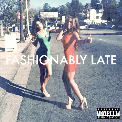 travisgarland:  FASHIONABLY LATE by Travis Garland. Click HERE to download.