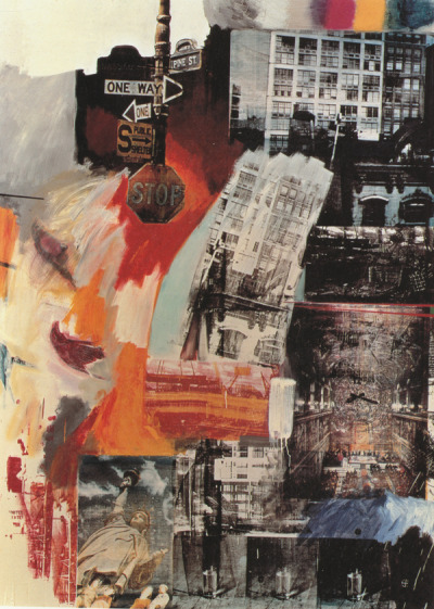 mossfull:  Robert Rauschenberg, Estate