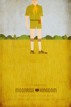 Moonrise Kingdom Alternate Poster