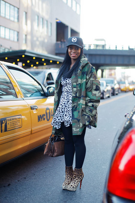 Rajni JacquesOccupation: Fashion News Editor, Glamour #Blackfashion FacebookTwitter @BlackFashionbyj