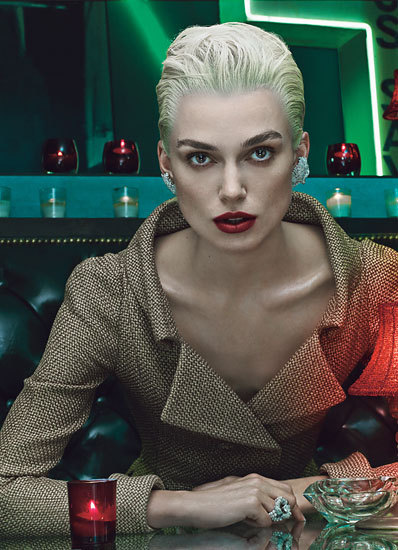 KEIRA KNIGHTLEY by  Steven Klein for Wmagazine november'12