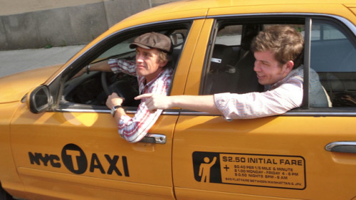 topgear:  Jalopnik: Top Gear's Richard Hammond Drove Me Around New York In His Taxi Cab  When they aren't filming the international super hit Top Gear, hosts Jeremy Clarkson, James May, and Richard Hammond take some time to work on their own projects. In Hammond's case, it seems those projects involve putting himself through immense levels of stress for Crash Course, his program for BBC America where he has a matter of days to master some of the most intense jobs in America. He just seems to enjoy a good challenge. And he got one when I joined him in an unairconditioned Manhattan taxi on a blistering July day. This is our exclusive behind-the-scenes look at The Hamster's new show…  Click through for the full interview  Richard Hammond's Crash Course premieres tonight, October 22 at 10/9c on BBC America
