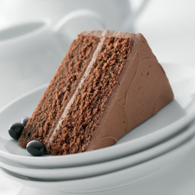 Mocha Buttercream Chocolate Espresso Cake! (recipe)