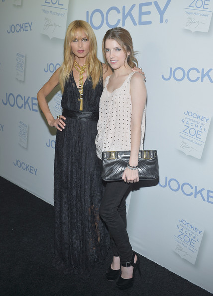 Anna Kendrick was perfection wearing my Dalia pumps at the launch of my Jockey Major Must Haves!