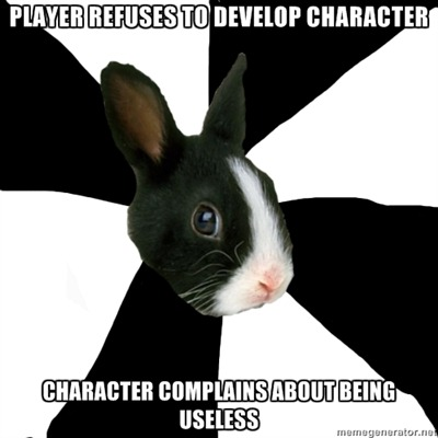 fyeahroleplayingrabbit:  submitted by The Self-Indulgent Geek