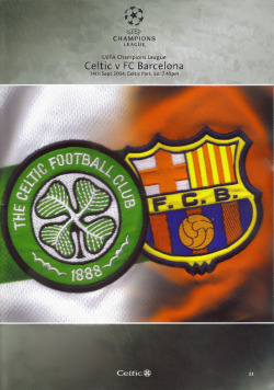 So, so excited for this game tomorrow. Obviously I want Celtic to win but I have nothing but respect for Barcelona. I watch all their games and think so highly of them. But of course I love Celtic more and I'm absolutely buzzing, let's hope we prove everyone wrong and show what Celtic can do tomorrow night. 🍀