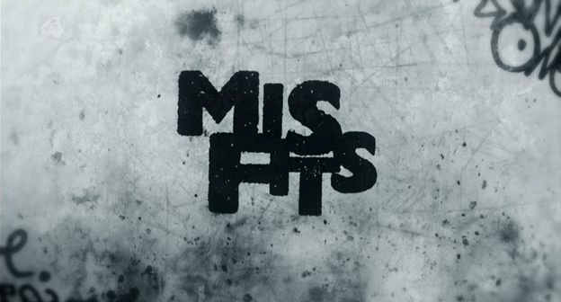 NEW Misfits comes back to HuluPlus; October 29, 2012!