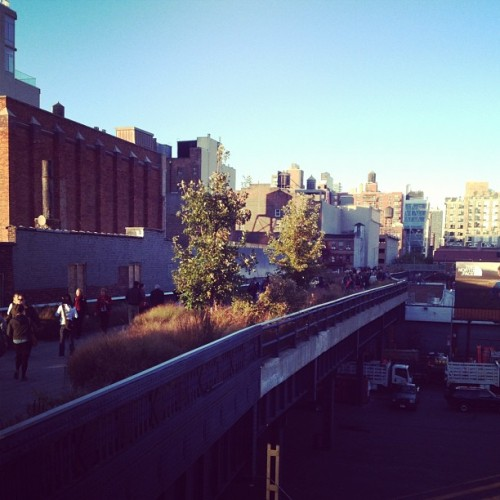 The Highline.