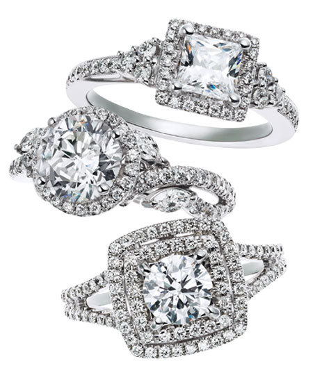 Monique Lhuillier's New Engagement-Ring Collection | Brides.com